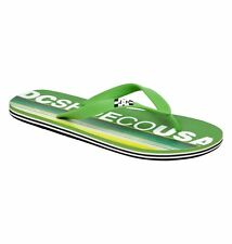 INFRADITO FLIP FLOPS DC SHOES SPRAY RELEASED UNISEX NUOVE NUMERI 39 - 42