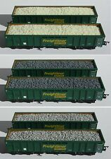 RESIN WAGON LOADS FOR DAPOL OO GAUGE MJA FREIGHTLINER HEAVY HAUL BOGIE BOX WAGON