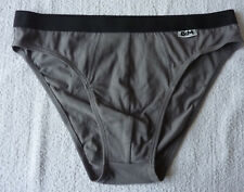 Slip homme culotte gris taille 44 ou 46 neuf DIM