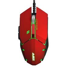 Backlit Gaming Mouse 4000DPI 7 Buttons Mouse programmabili con cavo USB