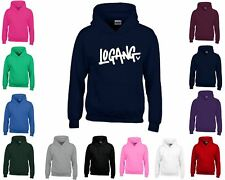 Logang Bird Kids Hoodie Logan Paul Gold Design Pullover Boys Girls Top Hoody