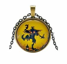 The Legend of Zelda Halskette Necklace Majoras Mask Horror Skull Kid Link