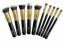 Profesional Base Colorete Polvo Maquillaje Brochas Set de brochas Súper Suave GB
