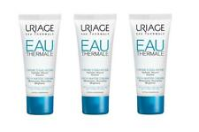3 X 40ML URIAGE EAU THERMALE RICH ACQUA CREMA CREMA D'EAU RICHE