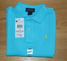 Ralph Lauren Kids Blue Polo  RRP £45.00