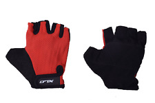XLC Junior/Kids Cycling Mitts/Goves RED M&L