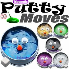 Magnetic PUTTY MOVES Thinking Hand Slime Kid Plasticine Dough Rubber Magic Super