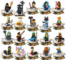 LEGO 71019 NINJAGO MOVIE MINIFIGURES MINI FIGURE CHOOSE YOUR MINIFIGURE MINIFIGS