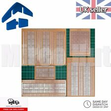Solderable Breadboard Prototype PCB Printed Circuit Strip Vero Board - 830 420