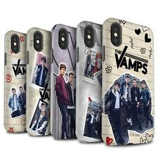 The Vamps Gloss Tough Case/Cover for Apple iPhone X/10 /The Vamps Doodle Book