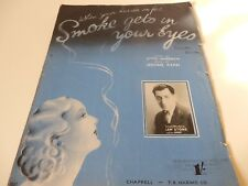 Sheet Music for voice and piano Various titles