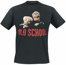 The Muppets Old School T-Shirt nero