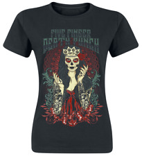 Five Finger Death Punch Lady Muerta Maglia donna nero