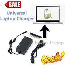 110V/240V 96W Battery Power Supply Charger Universal Laptop AC Adapter EU Uy