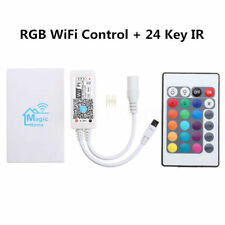 Magic Home RGB / RGBW LED Light Strip Android & iPhone WiFi & IR Remote Control