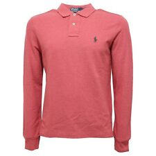 55858 polo RALPH LAUREN CUSTOM FIT maglia uomo t-shirt men