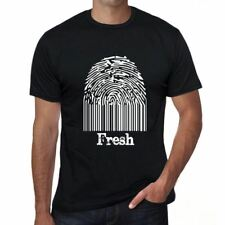 Fresh Fingerprint maglietta uomo fingerprint t shirt regalo uomo 00308
