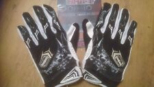 SHIFT FACTION SUICIDAL   MOTOCROSS GLOVES WHITE AND BLACK BMX MTB ATV OFF ROAD
