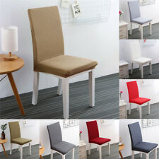 Modern Office Chair Cover Study Room Protective Seat Cover Soft 8 Colors
