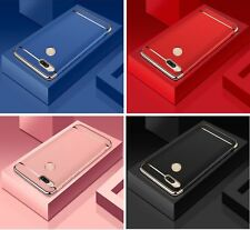 ★ Luxury 3 IN 1 Matte Finish ★ Electroplating Hybrid Back Case Cover ★ Oppo F5 ★
