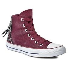2d1be2dd079 Converse CT 542564F HI Ladies Trainers Graphite Mul0 results. You ...