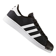 ADIDAS ORIGINALS SUPERSTAR SNEAKER NERE Bianco