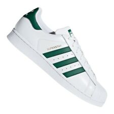 ADIDAS ORIGINALS SUPERSTAR SNEAKER BIANCO VERDE