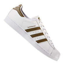 ADIDAS ORIGINALS SUPERSTAR SNEAKER bianco cachi