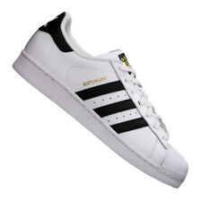 ADIDAS ORIGINALS SUPERSTAR SNEAKER BIANCO NERO