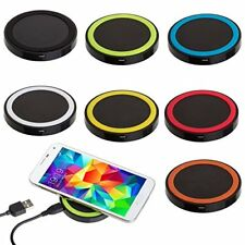 QI Wireless Charger WiFi Charging Pad Mat Dock For NEW iPhone 8 X,Samsung S6,7,8