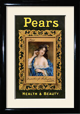 Pears soap Advertising Framed pictures and Posters.