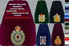 UNITS 1ST TO L  EMBROIDERED ROYAL CANADIAN ARMY NAVY AIR FORCE BIKER PATCHES