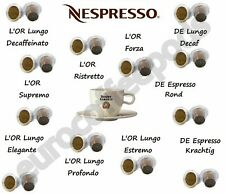 Nespresso Capsule Compatible Douwe Egberts 100 Pod Pick From 11 Blend Sold Loose