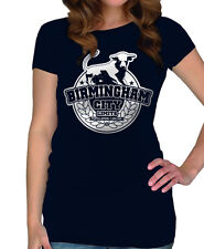 Ladies Birmingham City Limits T-Shirt, Available in Black & Navy