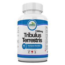 Tribulus Terrestris 1500mg Stamina and Endurance Muscle Growth
