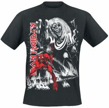 Iron Maiden Number Of The Beast T-Shirt nero