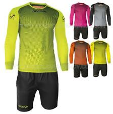 COMPLETINI kit COMPLETI PORTIERE goalkeeper givova MANCHESTER