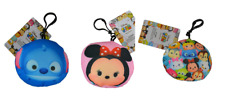 """Disney Tsum Tsum Character Squishy 3.5"""" Keychain Choice Your Character New w/tag"""
