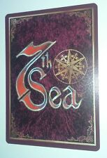 7th Sea CCG Rare / Fixed (ventes par lot)