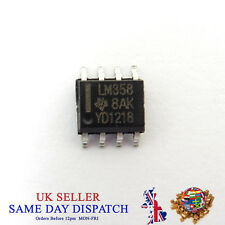 Chip LM358 SOP-8 IC Dual Power Amplifier SMD Itegrated Circuit LM358DR