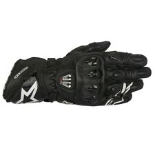 Alpinestars GP Pro R2 Mens Motorcycle Sport Racing Black Leather Gloves