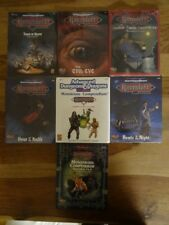 AD&D 2nd Edition -Ravenloft- NEW SEALED & still in SHRINK WRAP (AD&D TSR)