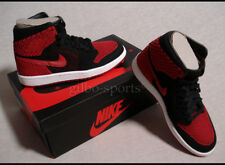 Nike Air Jordan 1 Retro High Flyknit BG Black Univ Red 37 37,5 39 40 919702 001