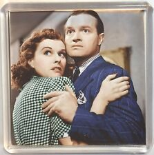 The Cat and the Canary Bob Hope Paulette Goddard movie poster Magnets & Keyring