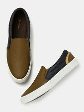 Mast & Harbour Men Slip-On Sneakers-169 -JY5