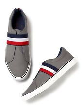 Mast & Harbour Men Solid Slip-On Sneakers-169-K39