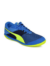 PUMA Men Printed Indoor Football Shoes-7866-L4Y