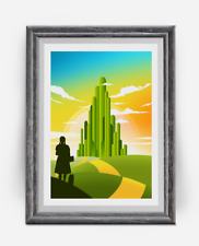The Wizard of Oz Art Print Movie Poster