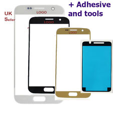 Front Outer Glass Screen For SAMSUNG GALAXY S7 G930F G930FD G930W8 + Adhesive