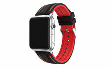 Apple Watch Band Replacement Silicone Sport Watch Band For Series 3/2/1 38/42mm